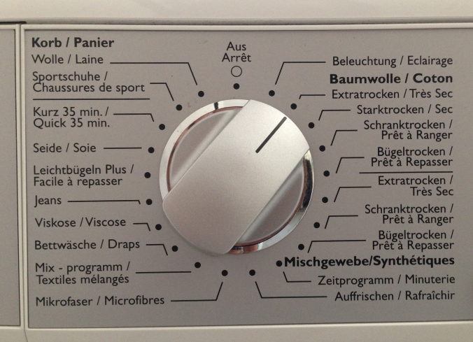 Swiss Clothes Dryer