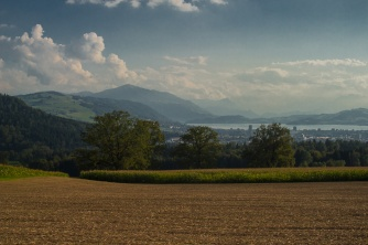 View of Lake Zug