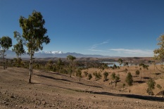 Landscape not far from Marrakesh