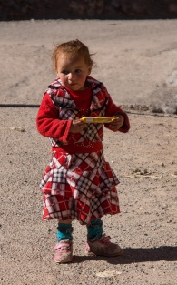 Very cute Berber girl