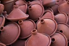 Tangine pots