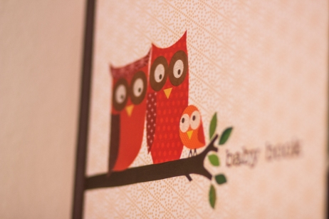 Most adorable babybook from Land of Nod